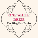 as featured on One White Dress
