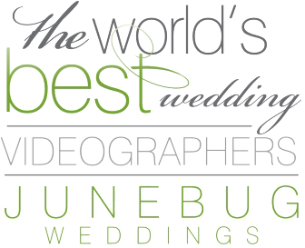 the Worlds's Best Wedding Videographers - Junebug Weddings