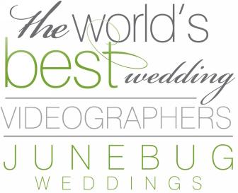 the Worlds's Best Wedding Videographers - Junebug Weddings