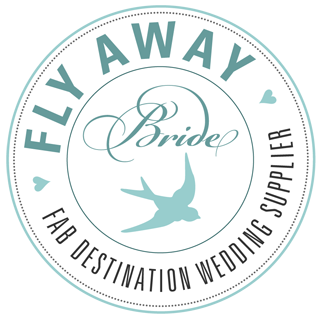 Featured on Fly Away Bride: Fab Destination Wedding Supplier
