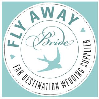 Featured on Fly Away Bride: Fab Destination Wedding Supplier