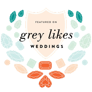Featured on Grey Likes Weddings: Fab Destination Wedding Supplier
