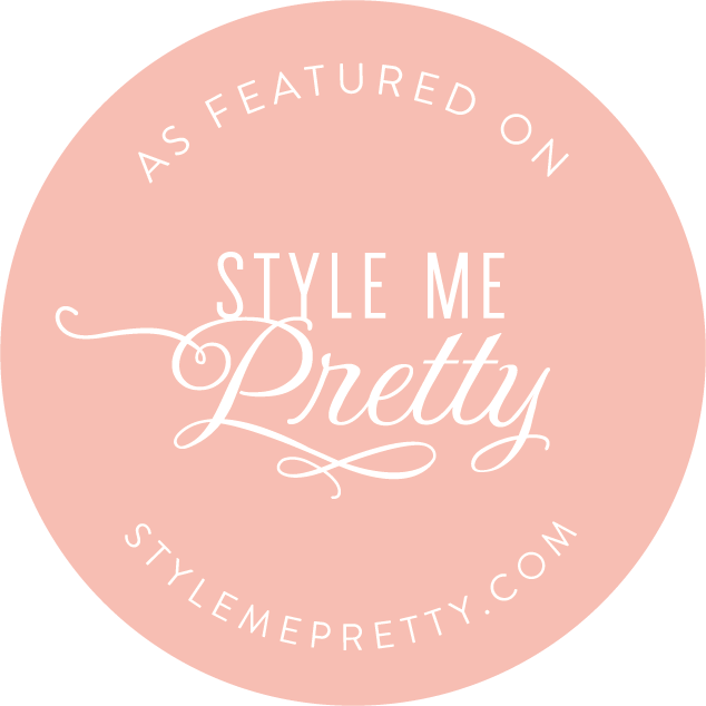 AS FEATURED ON STYLE ME PRETTY 2021