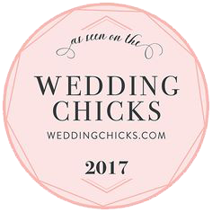 Featured on Wedding Chicks - 2017
