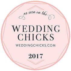 Featured on Wedding Chicks - 2017