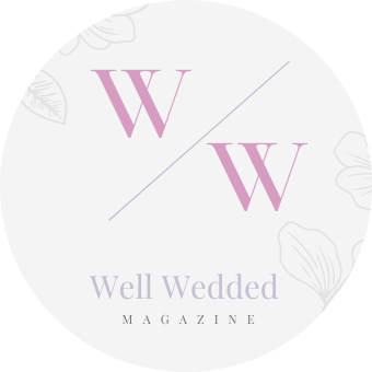 AS FEATURED ON WELL WEDDED MAGAZINE 2021
