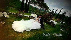 Angela + Charles: a fairytale wedding at Castello di Spaltenna, Gaiole in Chianti - Tuscany, Italy