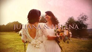 Juliana + Helena: a brazilian vintage wedding video in Tuscany, Italy