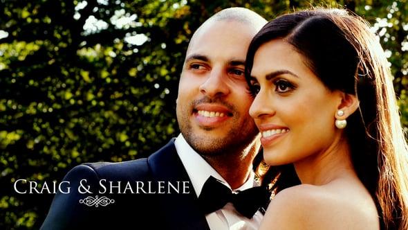 Sharlene + Craig: un matrimonio elegante a Villa La Vedetta, Firenze - Toscana, Italia