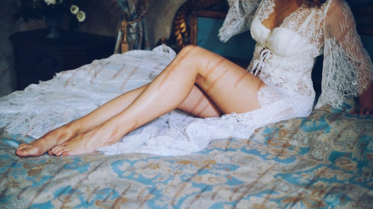 Elegant & Enchanted Boudoir in an Italian Villa