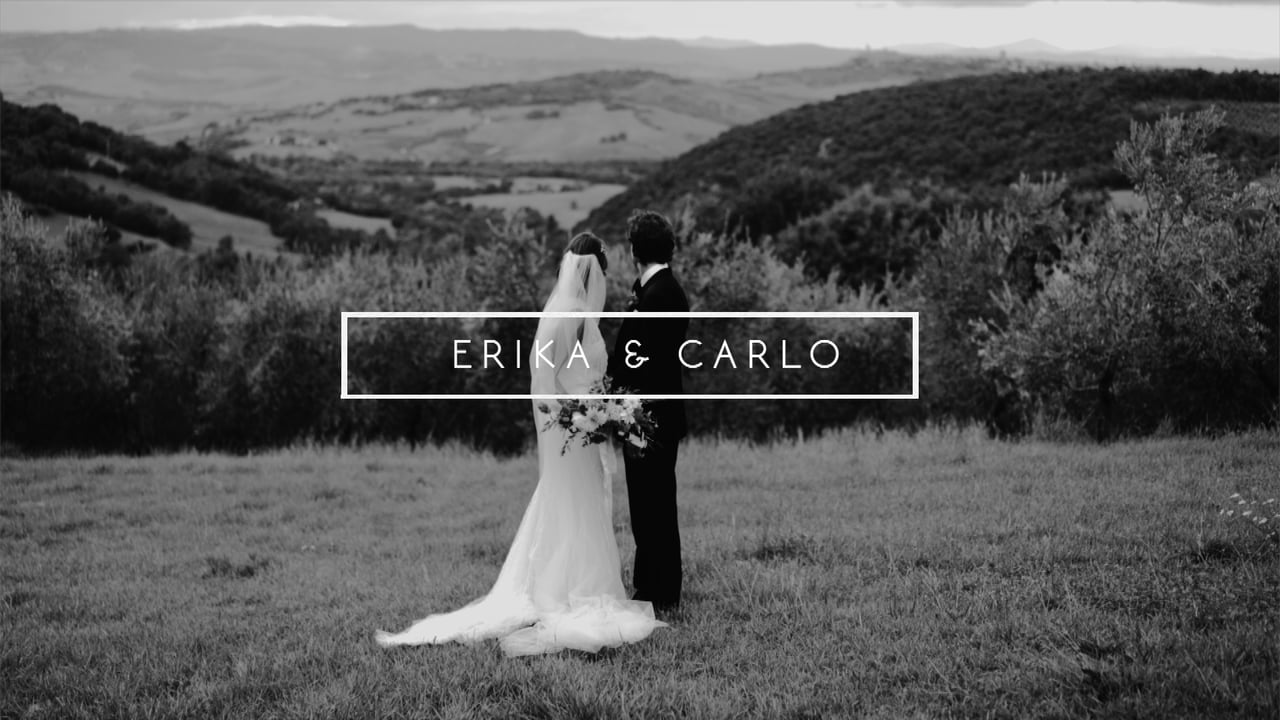 An Intimate Destination Wedding in Tuscany