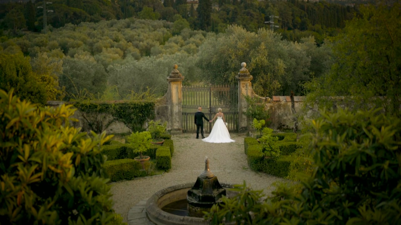 A Fabulous Classic Wedding at Villa di Maiano, Fiesole