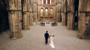 Taymi + Jovan: Wedding Film at San Galgano Abbey and Podere Celli in Tuscany