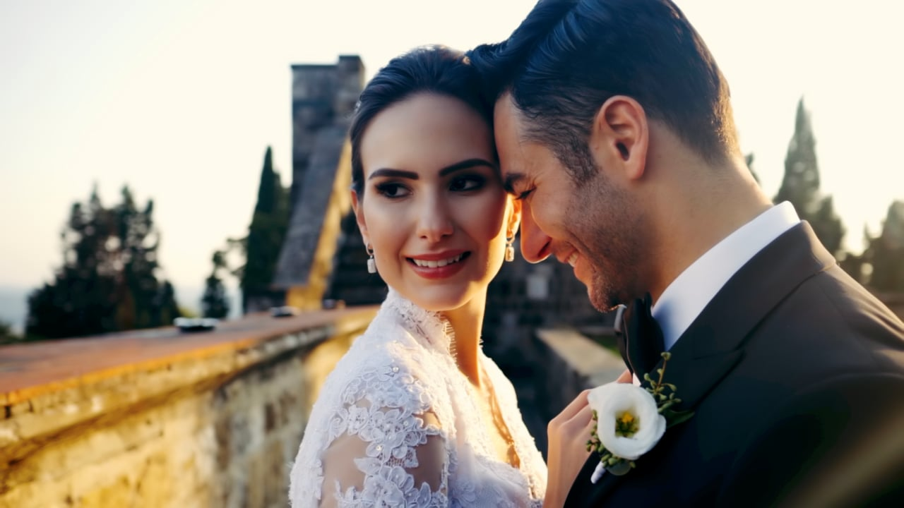 Wedding Film at St. Regis Hotel & Castello di Vincigliata, Florence