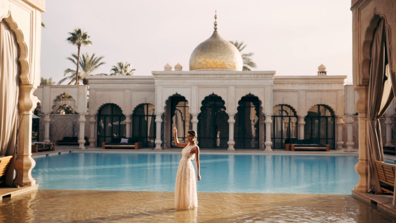 Moroccan Bridal Inspiration at Palais Namaskar