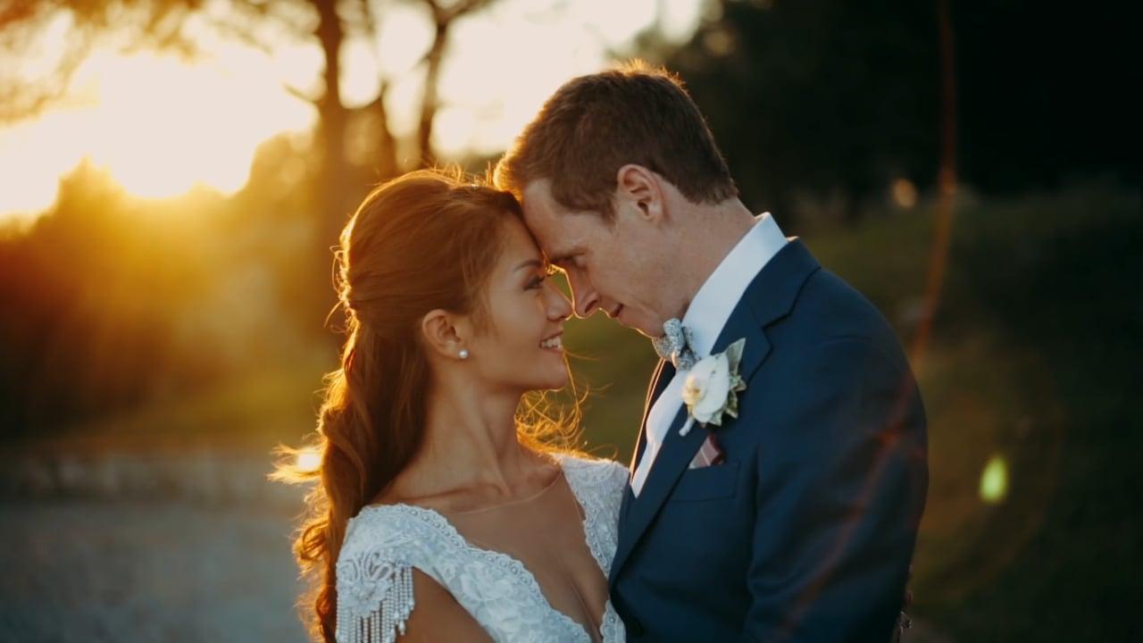 Classic & Romantic Tuscan Destination Wedding at Terre di Nano