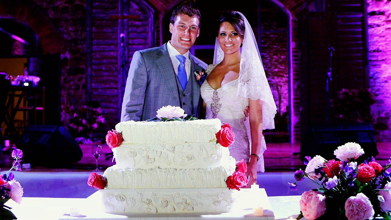 A Glamorous Wedding Video at Castello di Modanella - Tuscany
